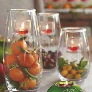 Partylite Clearly Creative Votive Trio Candle Hold